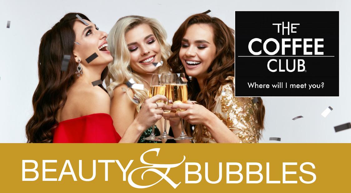 Beauty & Bubbles – Exclusive event