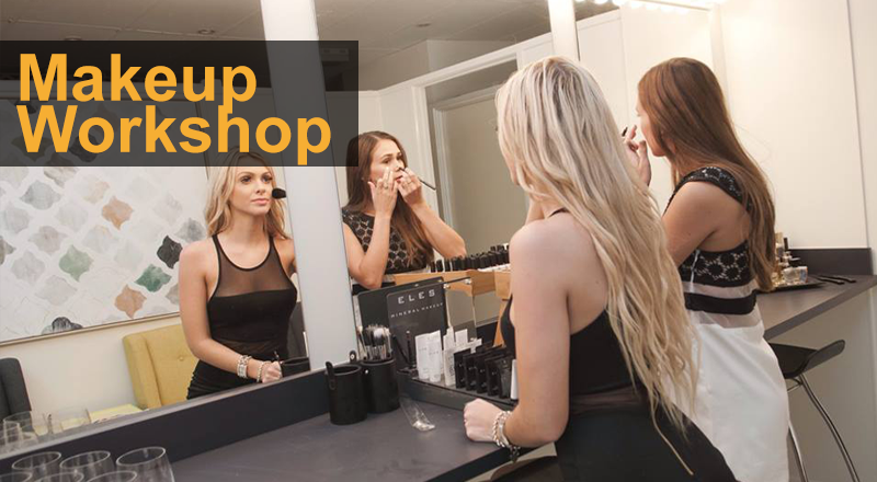 Make-up Workshops
