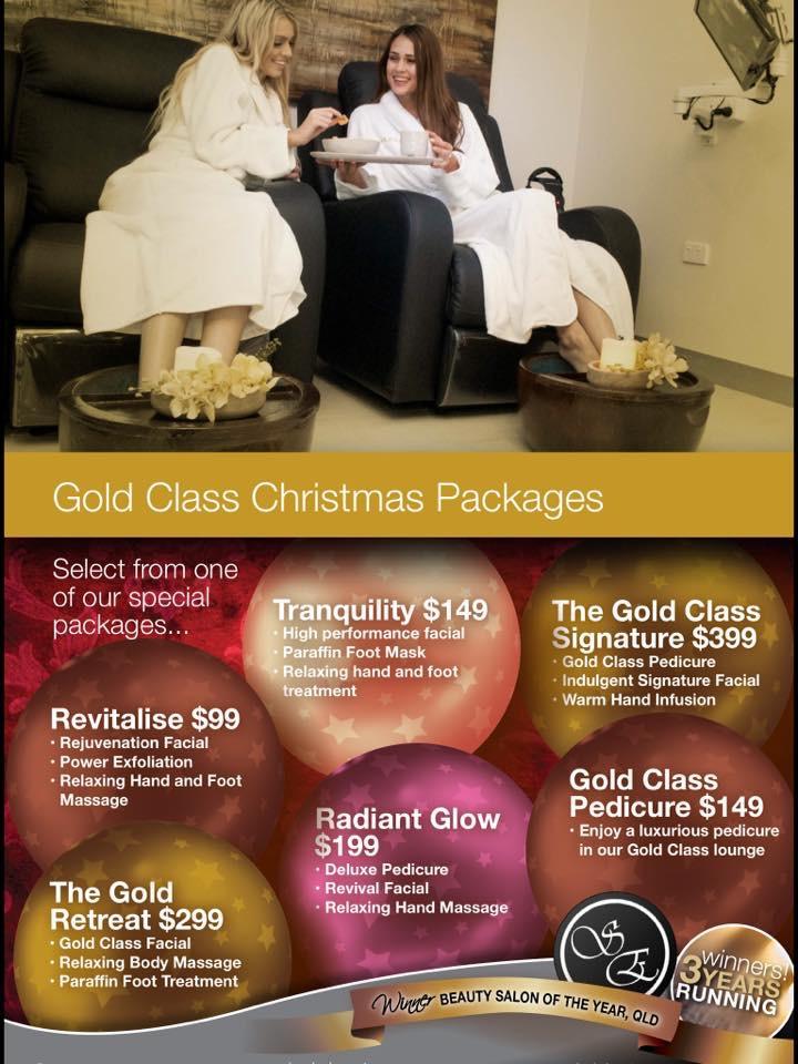 Simply Elegant Christmas Packages