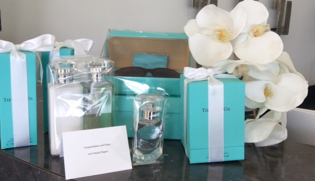 WIN!! Our beautiful and luxurious Tiffany & Co prize.