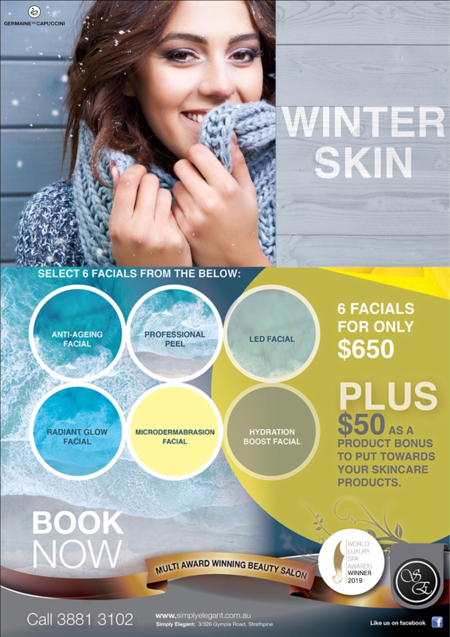 NEW Winter Skin Program