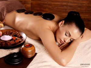 stone massage body therapies