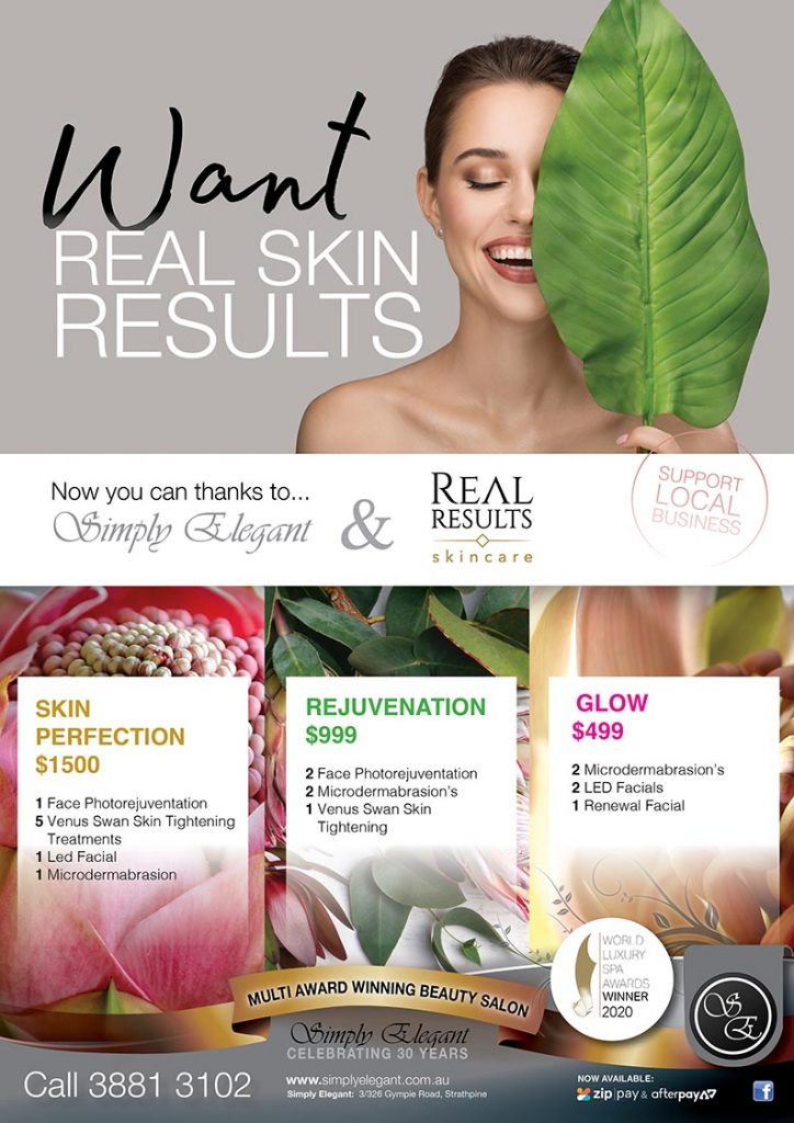 Want Real Skin Results