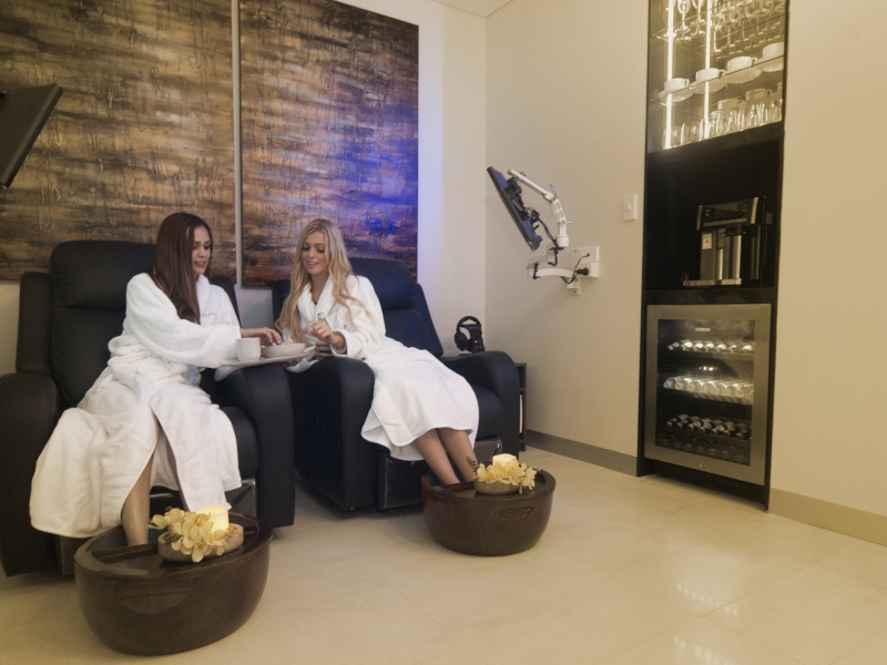 goldclass spa lounge